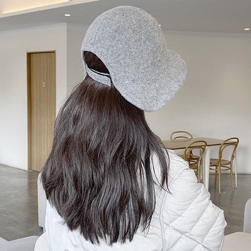 미미샵 버킷햇 벨크로 벙거지 (3컬러) 사계절 와이어 보닛모자 여성모자 봄 가을 겨울
