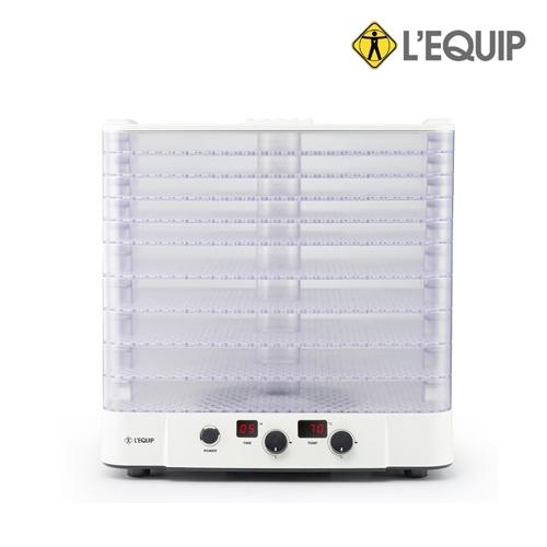 리큅 투명 10단 LD-109 T55W 식품건조기