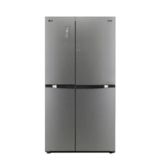 LG전자 DIOS 매직스페이스 양문형냉장고 S833TS35E