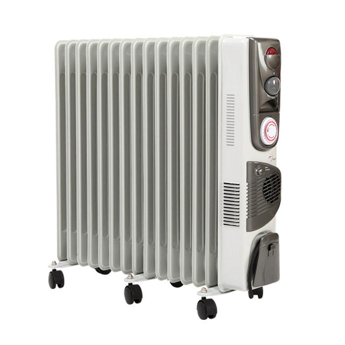 SF-015TF 온풍팬 라디에이터 15핀 전기히터 욕실난방, 단일상품