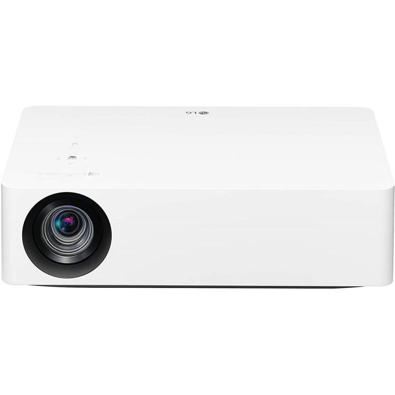Alexa가 내장 된 LG HU70LA 4K UHD 스마트 홈 씨어터 CineBeam 프로젝터 LG ThinQ AI Google Assistant 및 LG webOS Lite 스, 단일옵션