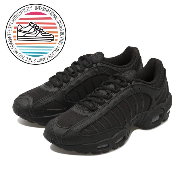 정품 나이키 에어맥스 테일윈드 4 블랙 AQ2567-005