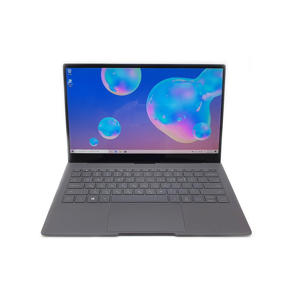 삼성전자 갤럭시북S LTE SM-W767 - 스냅드래곤 8cx ARM노트북, 그레이, 일반리퍼