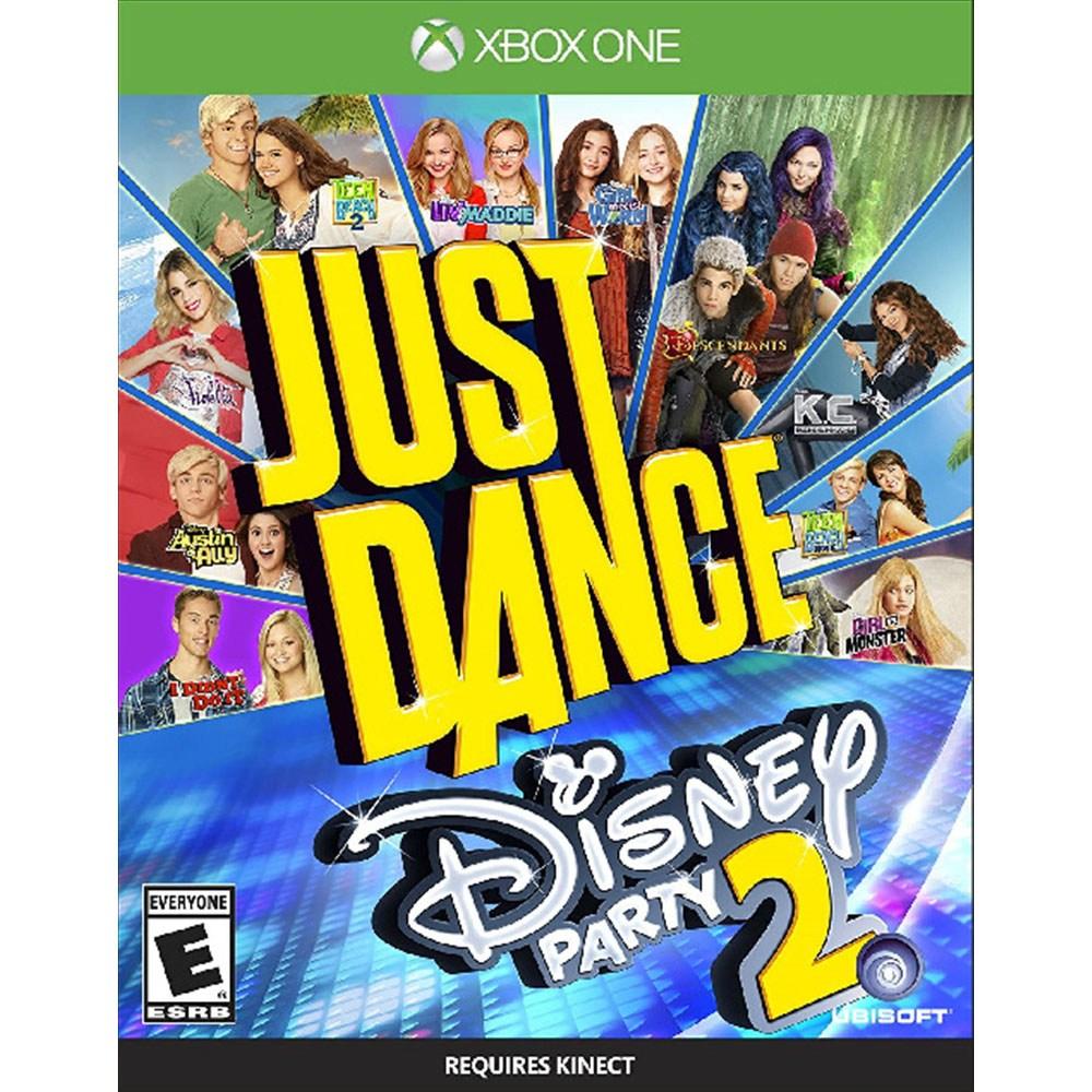 저스트 댄스 디즈니파티 2 Just Dance Disney Party 2 - Xbox One, 단일상품