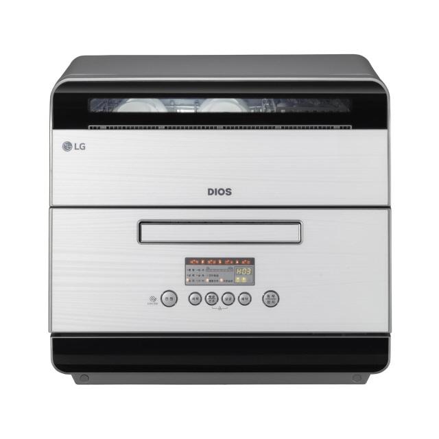 엘지 디오스 식기세척기(6인용) LG DIOS Dishwasher for 6, D0633WFK