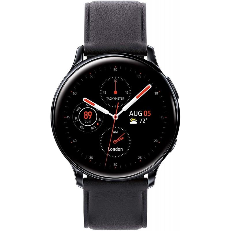 삼성 Galaxy Watch Active 2 (40mm GPS Bluetooth 잠금 해제 LTE) 고급 건강 모니터링 피트니스 추적 및 오래 지속되는 배, 단일옵션, 단일옵션