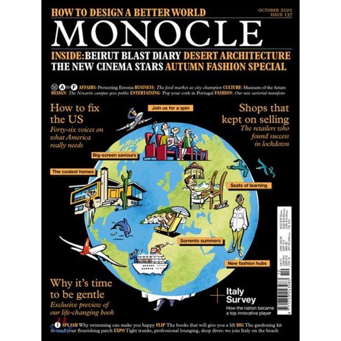 Monocle (월간) : 2020년 10월 : #137
