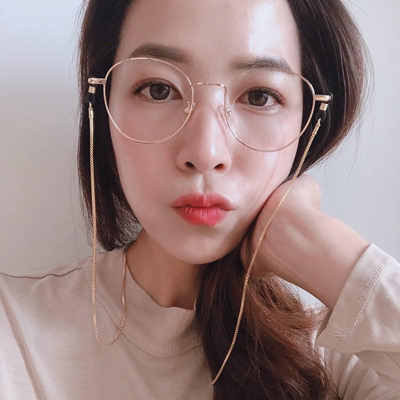 [굿아이즈] 멋짐폭발! 체인 안경줄 선글라스줄 아이유 제니 지코 딘 송민호 유아인 차승원
