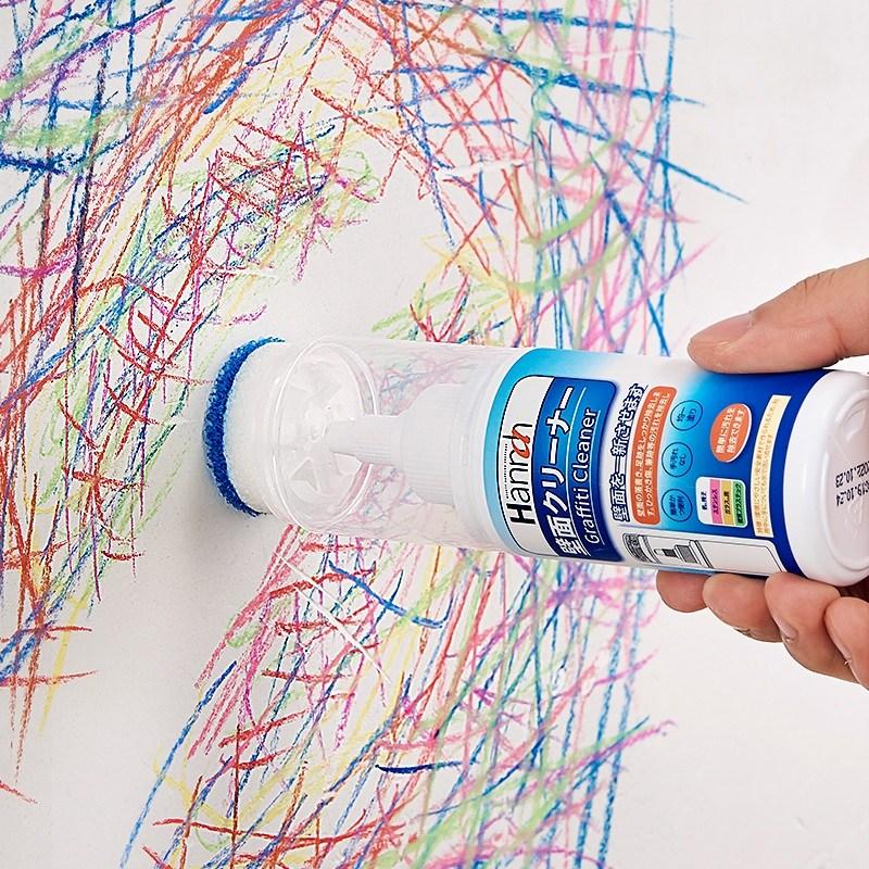 벽지얼룩제거 가정용벽클리너 곰팡이제거제 흰벽얼룩 제거 어린이 낙서 벽 얼룩 제거 크림, 단일상품개