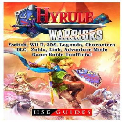 Hyrule Warriors Switch Wii U 3ds Legends Characters DLC Zelda Link Adventure Mode Game Gui, 1