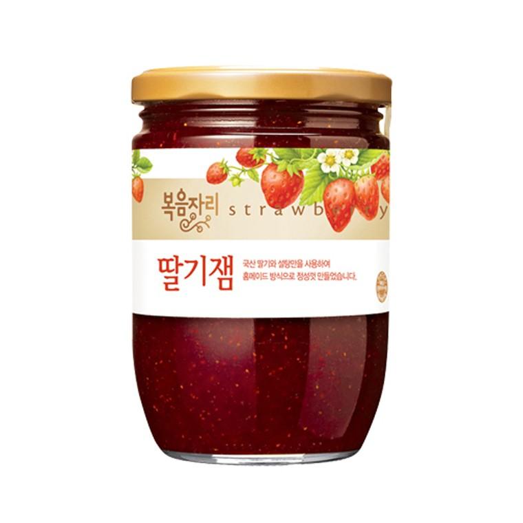 [PK] 대상 복음자리 딸기잼 640g, 단품, 단품