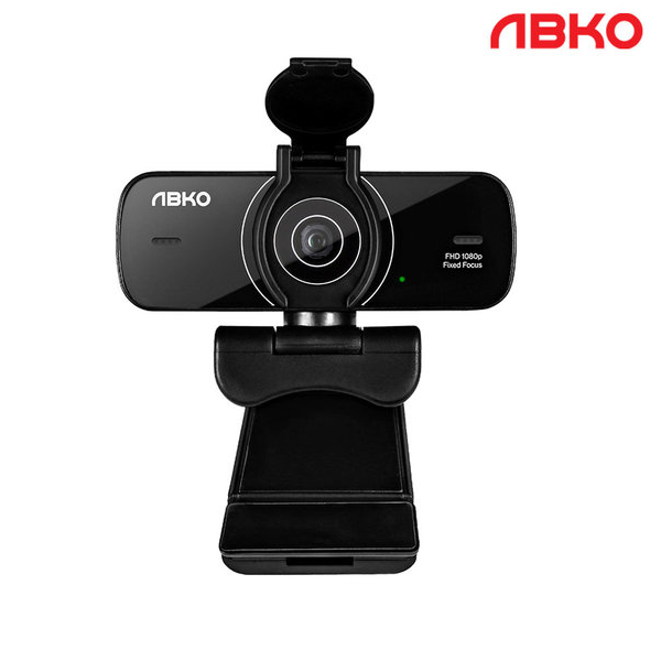 앱코 ABKO APC900 FHD 웹캠 컴퓨터 PC 화상카메라 방송용 회의 강의 유튜브