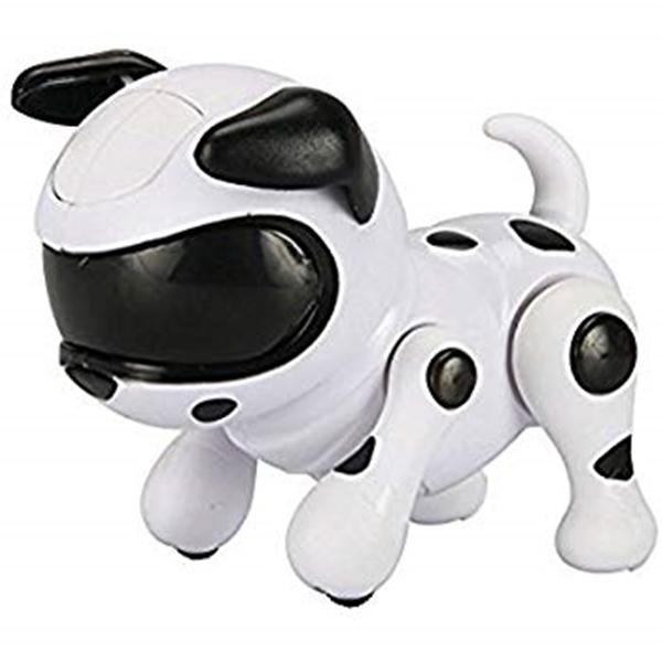 Tekno Newborns 인공지능 로봇강아지 로봇고양이 퍼피, Black Puppy