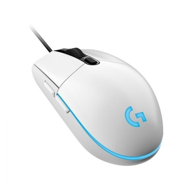 로지텍 G102 PRODIGY 마우스 화이트 정품박스