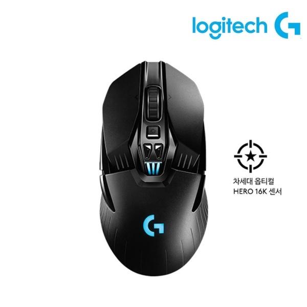 로지텍G 정품 G903 HERO 무선 게이밍 마우스, 단일