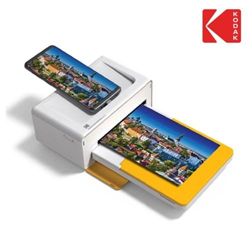 아트박스/코닥 가정용 포토프린터 도크2 Dock2 PD460 옐로우, 코닥 도크2 PD460(옐로우)