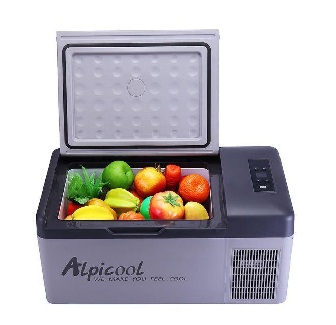 알피쿨 가정용 차량용 캠핑냉장고 대용량 40 30 25 20L, 차량용20L