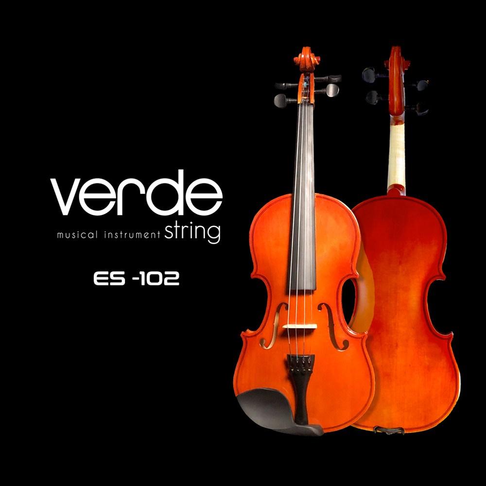 베르데스트링 입문용 연습용 바이올린 ES-102, 사이즈선택가능 4/4세트, ES-102 바이올린 셋트