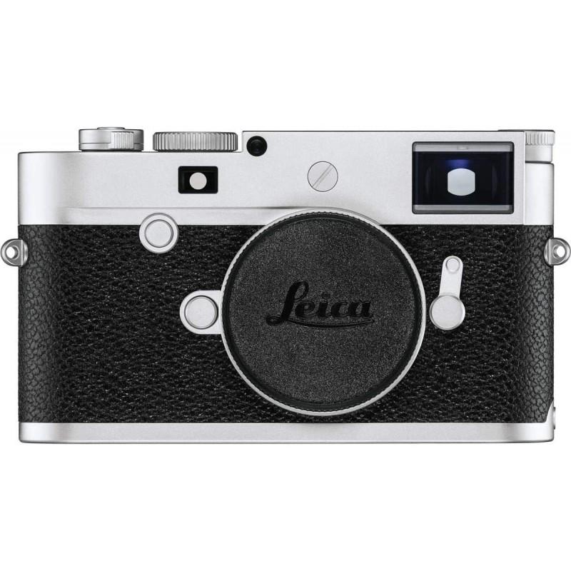 라이카 M10-P 미러리스 디지털 레인지파인더 카메라 실버 : 카메라 & 포토, 단일옵션