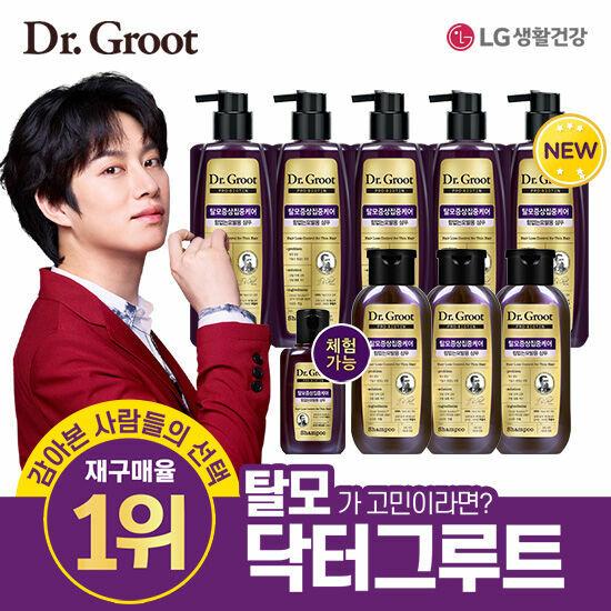 [닥터그루트] 프로비오틴 김희철 탈모샴푸 기본세트, 단품