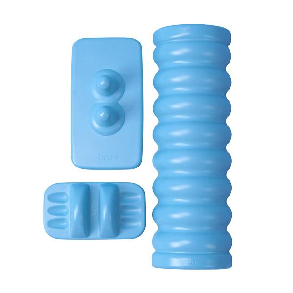 SNPE ABS세트 블루 (다나손 웨이브베개 투레일), 1개 (POP 4536221519)