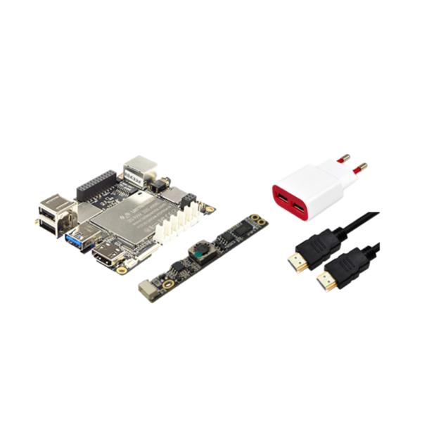 DFRobot 라떼판다 웹캠 키트(2G 32GB 라이센스 포함), 단일상품