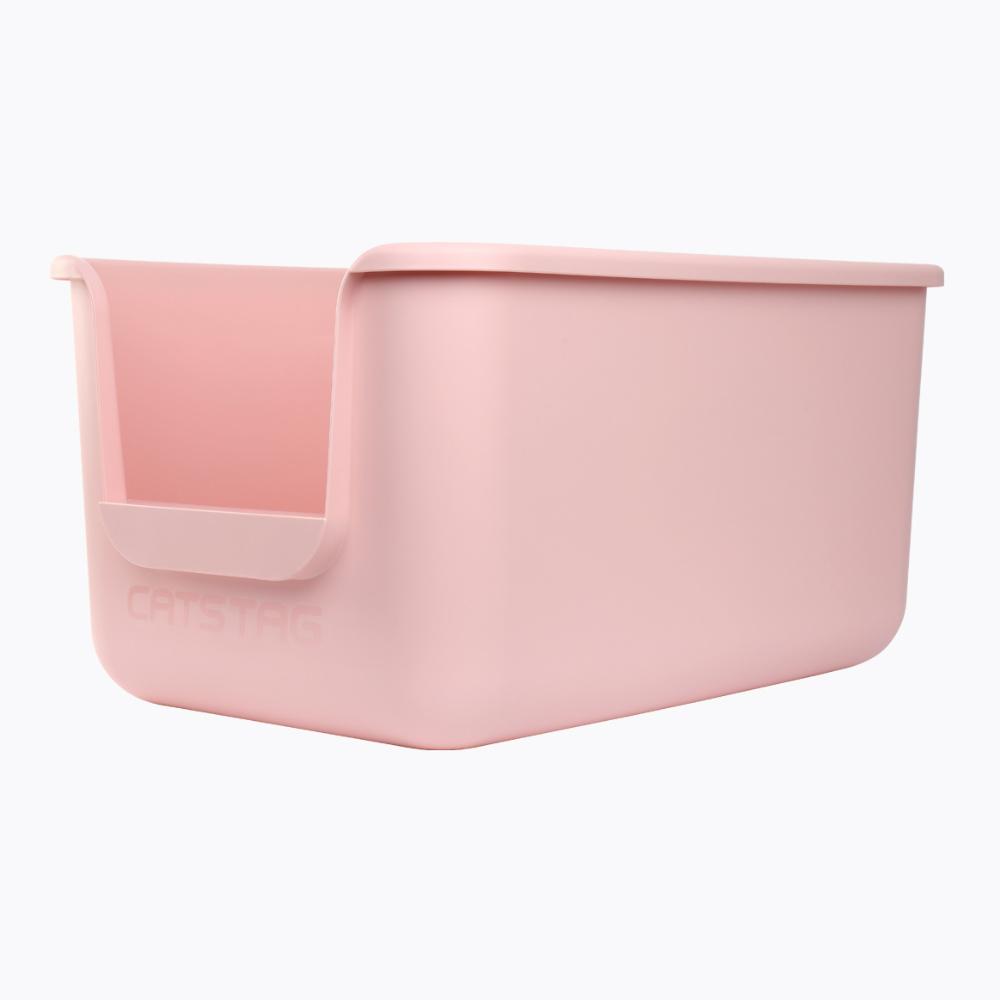 캣츠태그 묘래박스 오리지널 + 덧대포함, 화이트, 화이트
