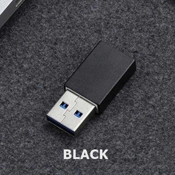 SPIRE SP-UC26 C타입을 USB3.0변환젠더, 블랙