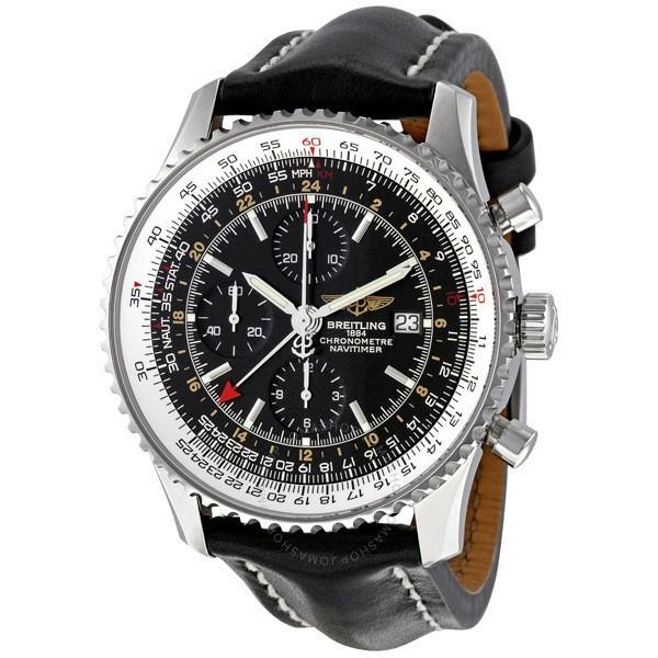 Navitimer World Men's Watch A2432212-B726BKLT