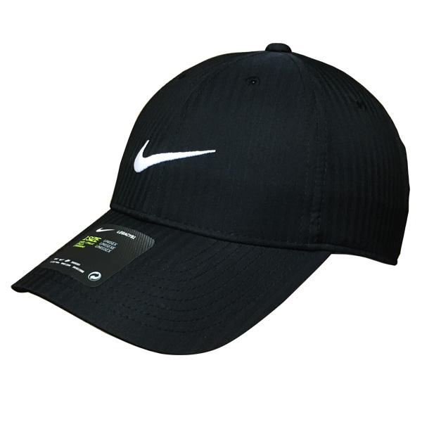 나이키 NEW 레거시91 테크 스우시 캡 모자, 블랙(black)