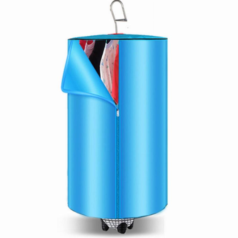 코스트코건조기 휴대용 건조기 접이식 소형 살균 및 소독 의류 건조기 높은 따뜻한 바람, 스테인리스 스틸 브래킷 구식