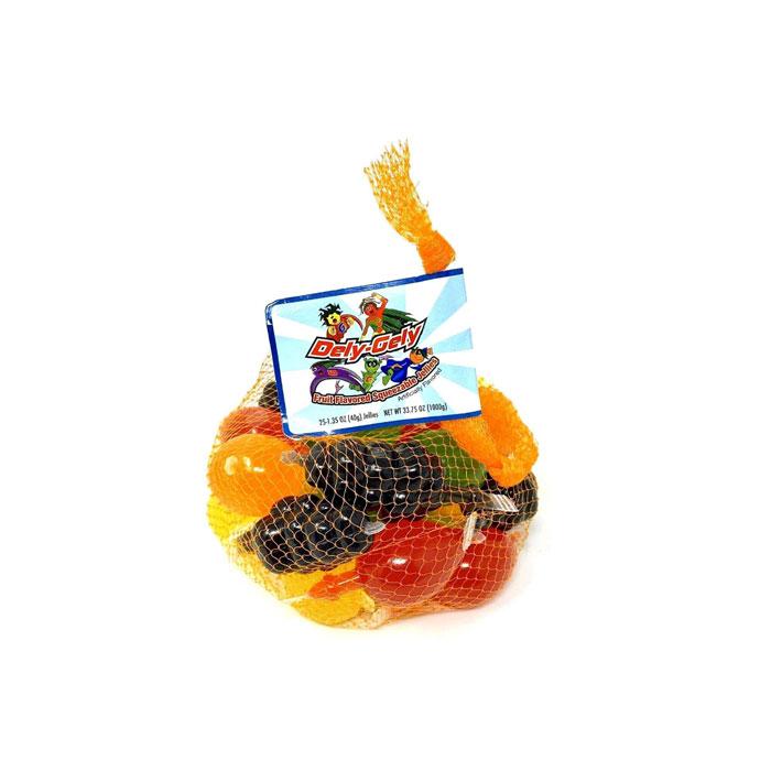 (당일발송)틱톡 과일 젤리 25개입 / Tik Tok Dely Gely Fruit Jelly 25 Piece