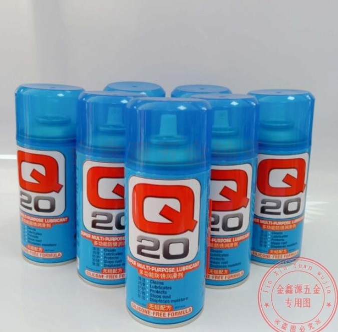ps Q20 슈퍼만능윤활제 3개set 제습 절연 세척 방청제, Q20 3개 세트(300ml)