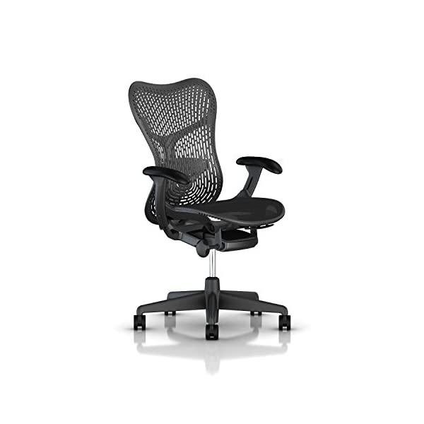 Herman Miller Mirra 2 Task Chair: Tilt Limiter w/Seat Angle Adjustment - FlexFront Adj Seat Depth -, Tilt Limiter_ TriFlex Back