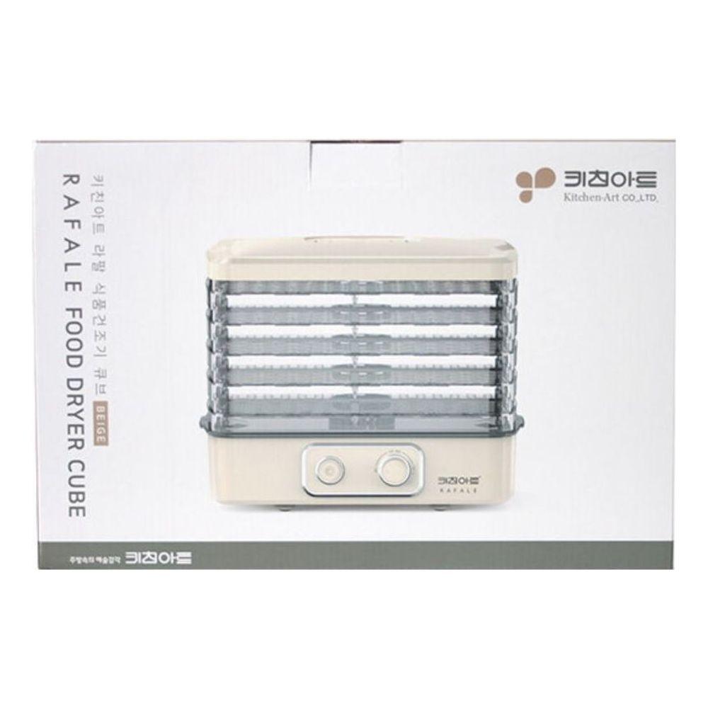 MoSe 키친아트 라팔 식품건조기 큐브(KD-312W)-VRQ626FBE, 본상품선택