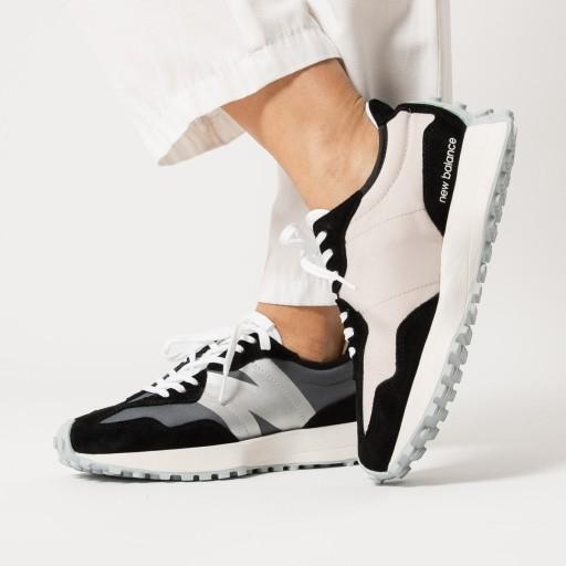 뉴발란스 MS327 블랙핑크 남녀 커플 신발 품질 굿 WS327CPA+양말 서비로 드려용