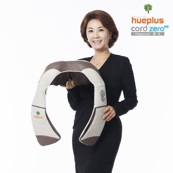 휴플러스(huplus) 휴플러스 3D텐션 목 어깨 무선 안마기 HPM-5000, 없음