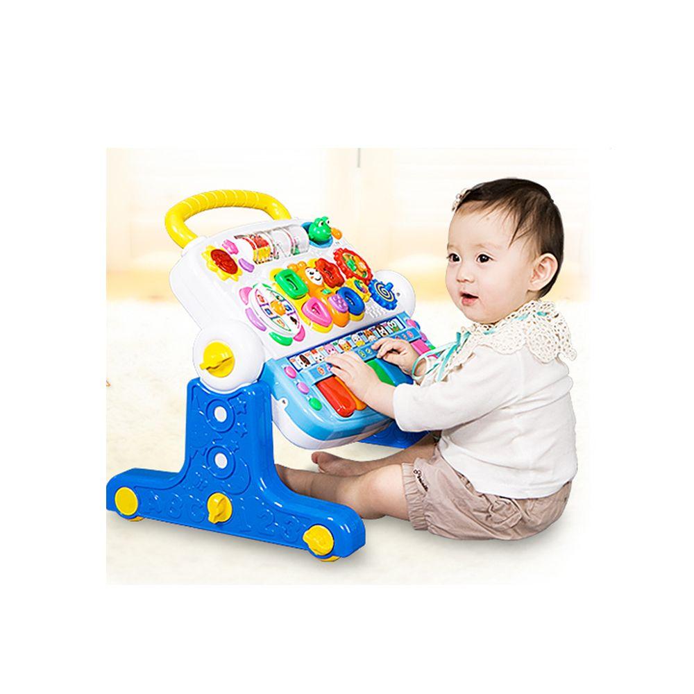 [ALQ_8818038] 에듀테이블 걸음마 놀이 숫자 공부 학습 모빌 장난감 음악장난감 장난감피아노 소리나는장난감 학습완구 돌잔치선물, NONE