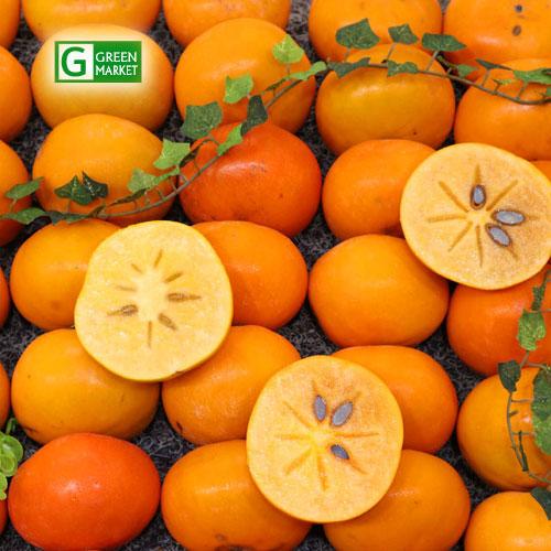 농협 2020 고당도 부유종 햇단감 특품 중소과사이즈, 1box, 3kg