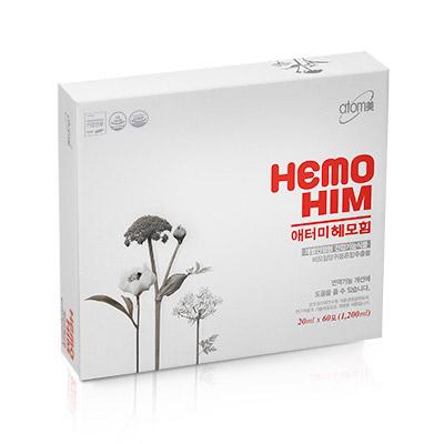 100%정품 애터미 해모임 60포 1세트 면역력개선에 도움을 주는 개별인정형 건강기능식품 헤모임 헤모힘