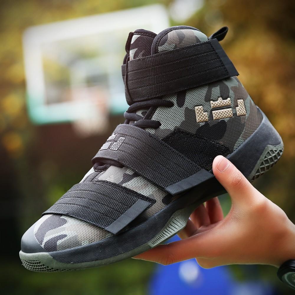 가성비 농구화 발목 보호 파워 쿠션 신발 남자 여성