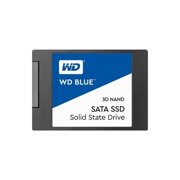 WD BLUE 3D NAND SATA SSD 500GB