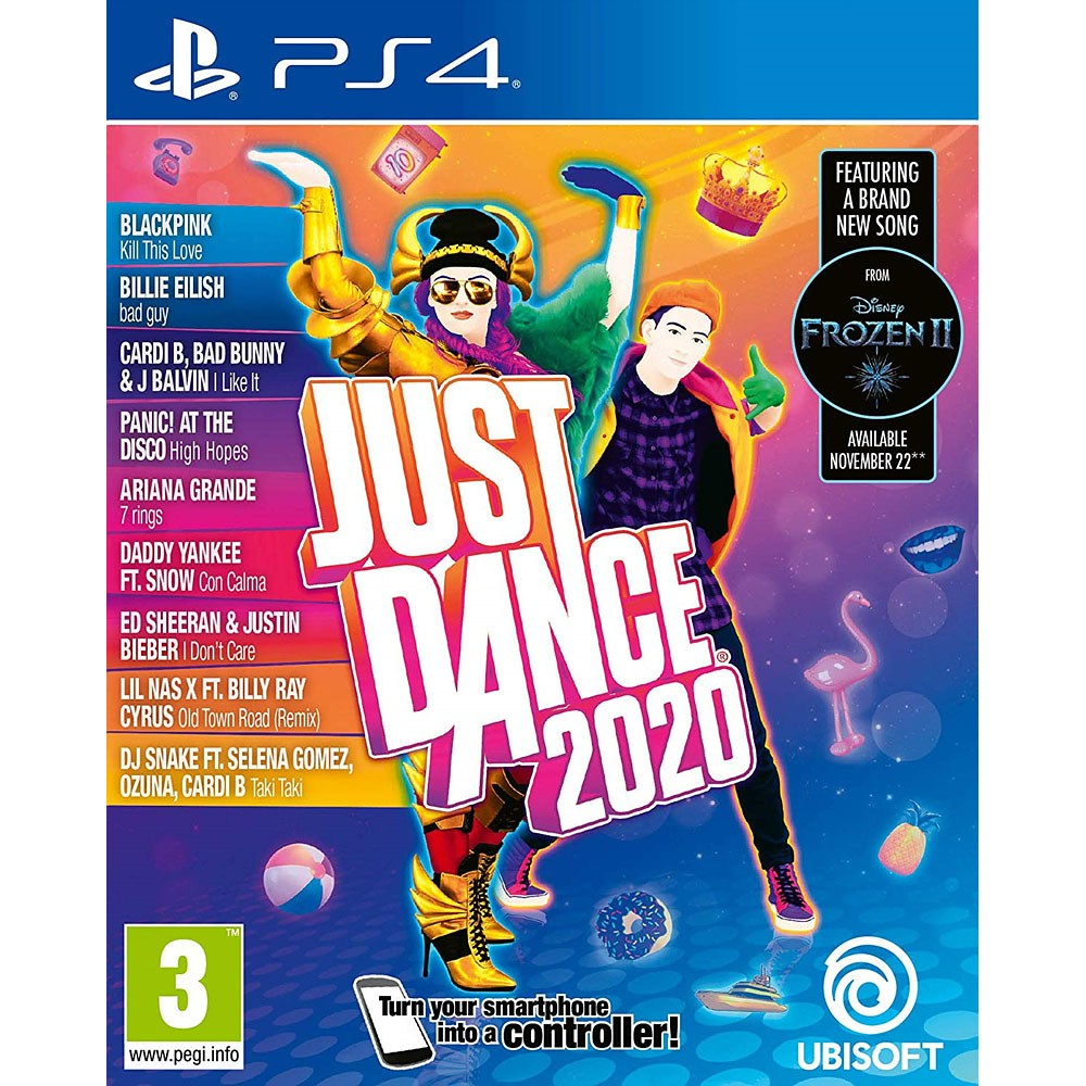 저스트 댄스 2020 Just Dance 2020 - PS4 (International Edition), 단일상품