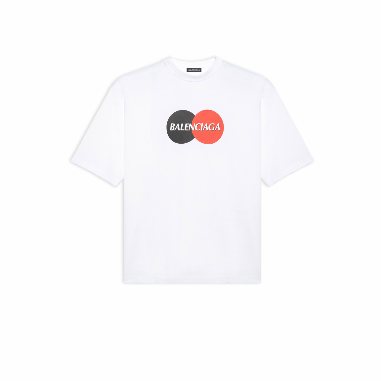 Balenciaga 발렌시아가 620969TIV799000 유니폼 라지 핏 남성 티셔츠-19-4712717037