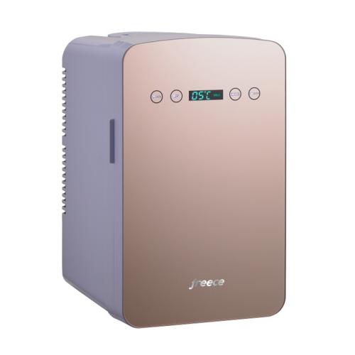 프리체 화장품 냉장고 10L CWP-12L 소형 미니 기숙사 원룸 사무실 초소형, (CWP-12L) 골드