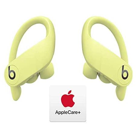 Beats 파워비츠 프로 완전 무선 이어폰 - 애플 h1 칩 - 스프링 옐로우(애플케어+ 번들 포함) PROD36000394, 상세 설명 참조0, One Color