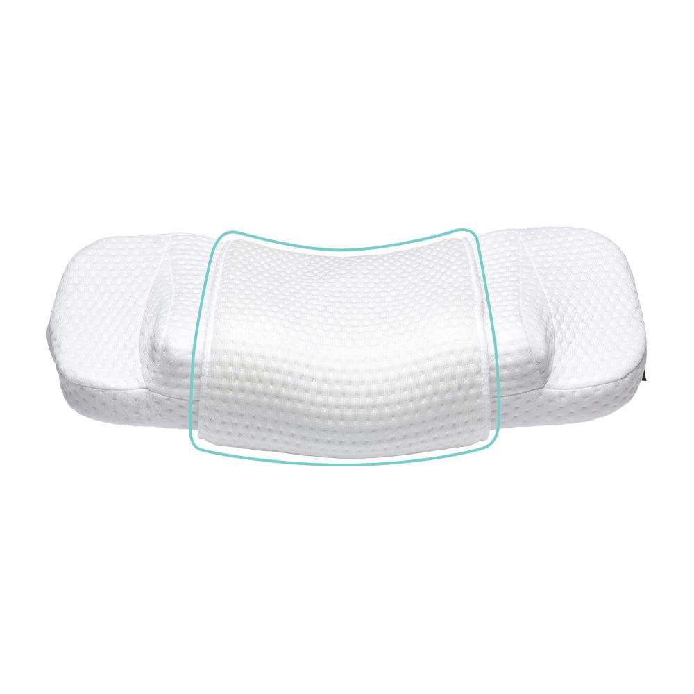 제스파 수면참견 무선 안마기 전용 소프트 커버(포근패턴)ZP2360C, ZP2360C (POP 4791005299)
