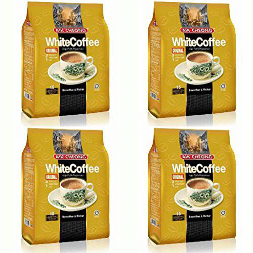 10 Pack Aik Cheong White Coffee Original 3 in 1 Instant Coffe/8636651, 상세내용참조
