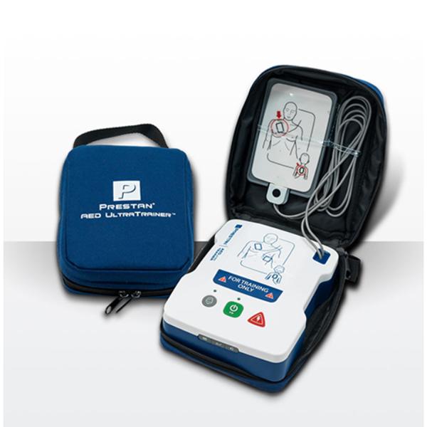 프레스탄 교육용 자동심장충격기 AED 제세동기(AEDUT-105), 1개