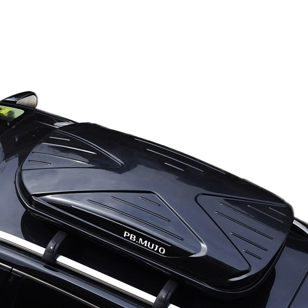 루프백 루프박스 차박 차량용 캠핑용 루프백, 블랙, 320L